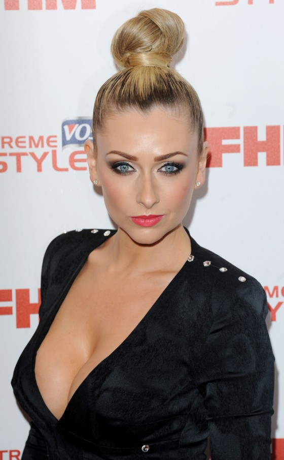 Gemma Merna at 2013 FHM 100 Sexiest Women in the World -02