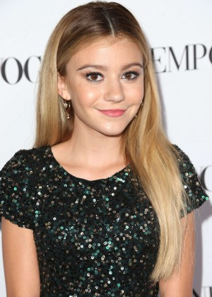 Genevieve Hannelius - 12th Annual Teen Vogue Young Hollywood Party in Beverly Hills