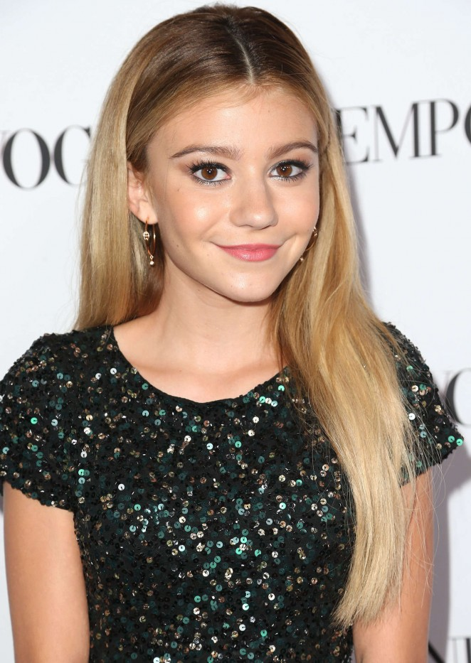 Genevieve Hannelius – 12th Annual Teen Vogue Young Hollywood Party in Beverly Hills