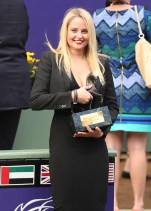 Genevieve Morton 2014 Breeders Cup World Championships
