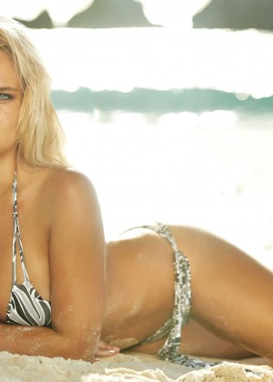 Genevieve Morton - South African Swimsuit Magazine 2014