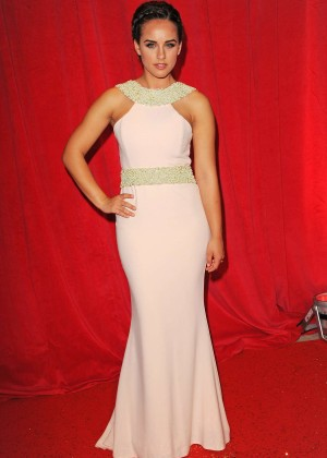 Georgia May Foote - British Soap Awards 2014 in London -02