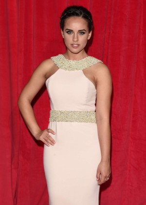 Georgia May Foote - British Soap Awards 2014 in London -03