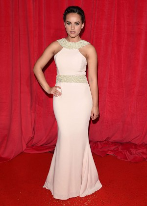 Georgia May Foote - British Soap Awards 2014 in London -04