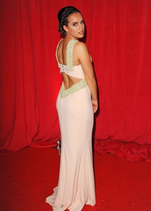 Georgia May Foote - British Soap Awards 2014 in London -06