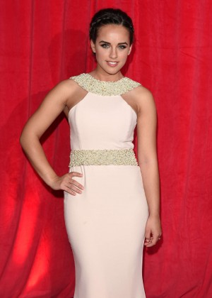 Georgia May Foote - British Soap Awards 2014 in London -07