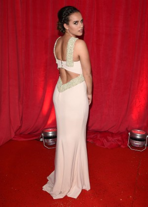 Georgia May Foote - British Soap Awards 2014 in London -09