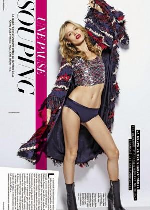 Georgia May Jagger - Grazia France Magazine (October 2014)