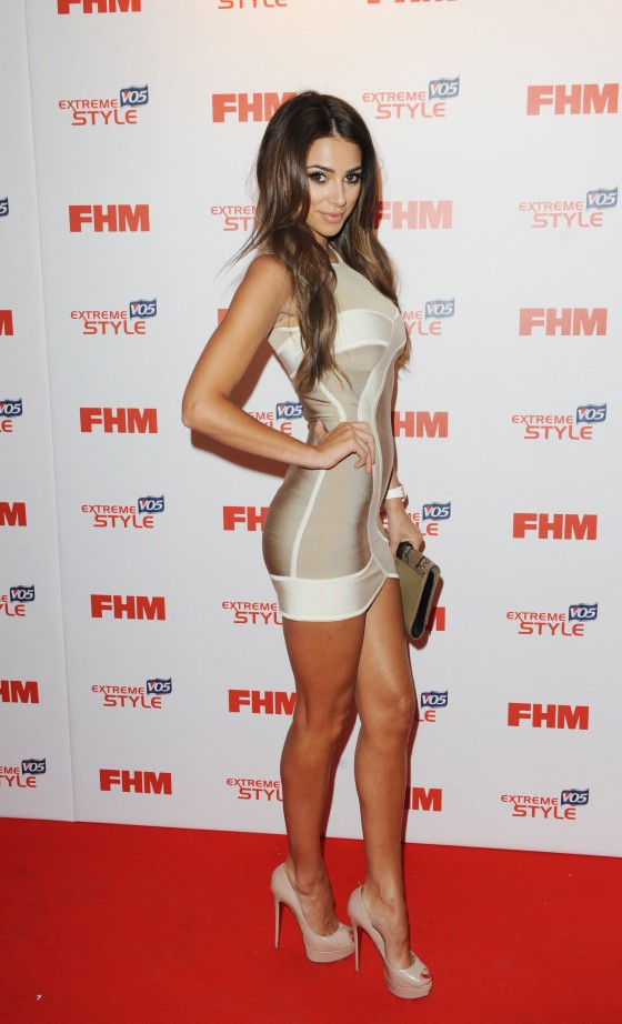 Georgia Salpa - 2013 FHM 100 Sexiest Women in the World -02