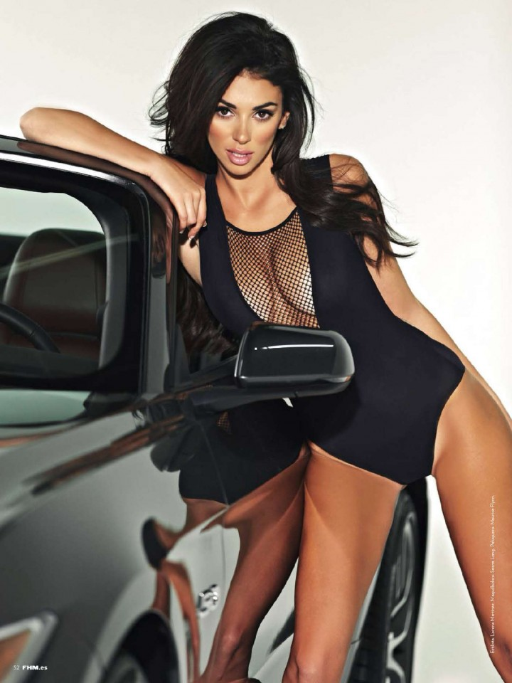 Georgia Salpa: FHM Spain 2014 -04