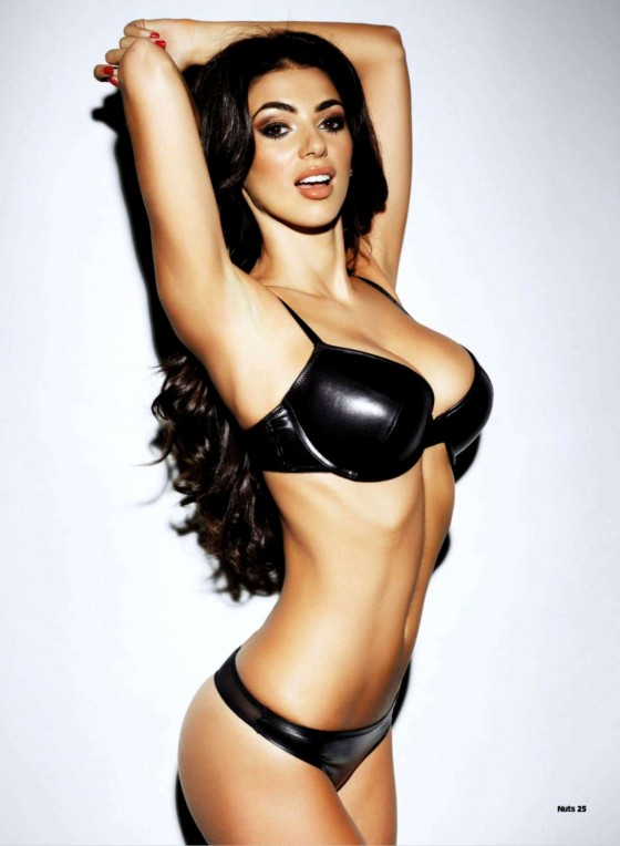 Georgia Salpa: Nuts 2014 Magazine -01