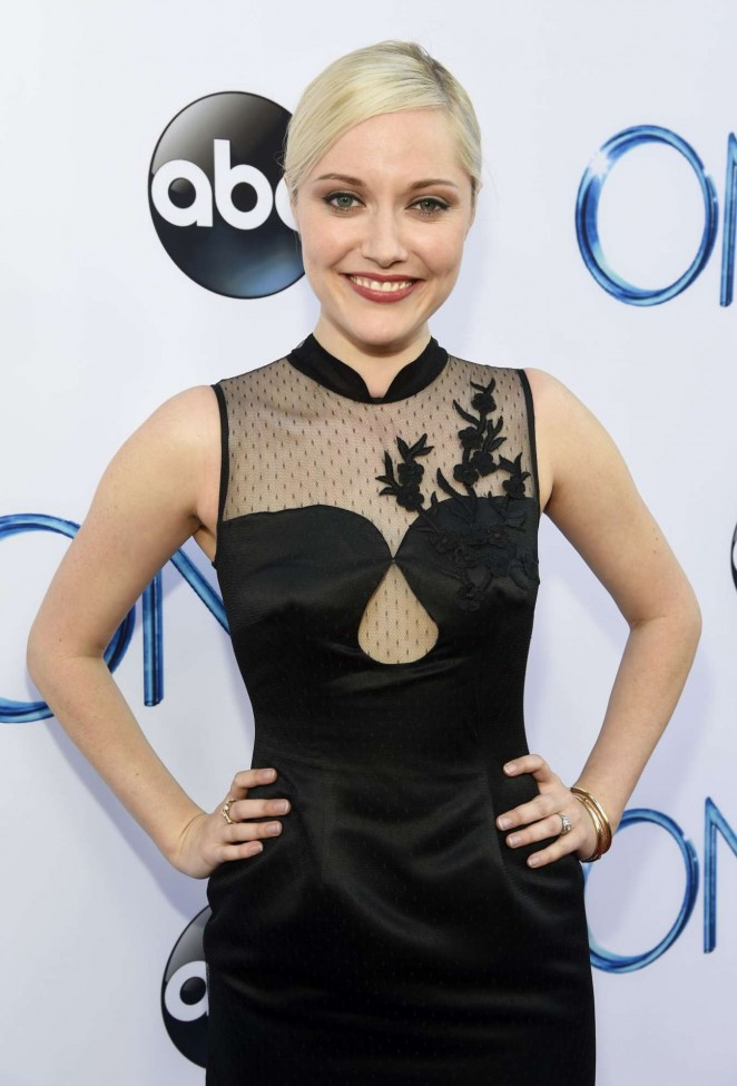 """Georgina Haig - """"Once Upon a Time"""" Season 4 Screening After Party in Hollywood"""