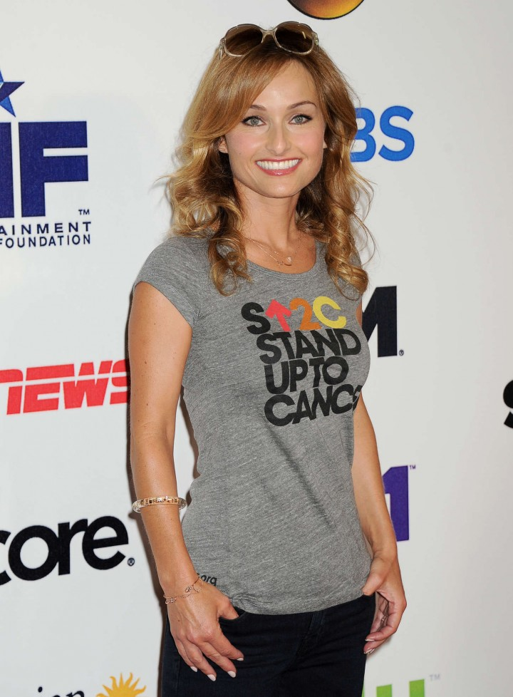 Giada De Laurentiis - 2014 Stand Up 2 Cancer Live Benefit in Hollywood
