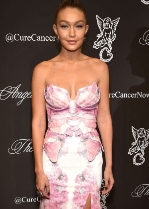 Gigi Hadid - Gabrielle's Angel Foundation Angel Ball 2014 in NYC