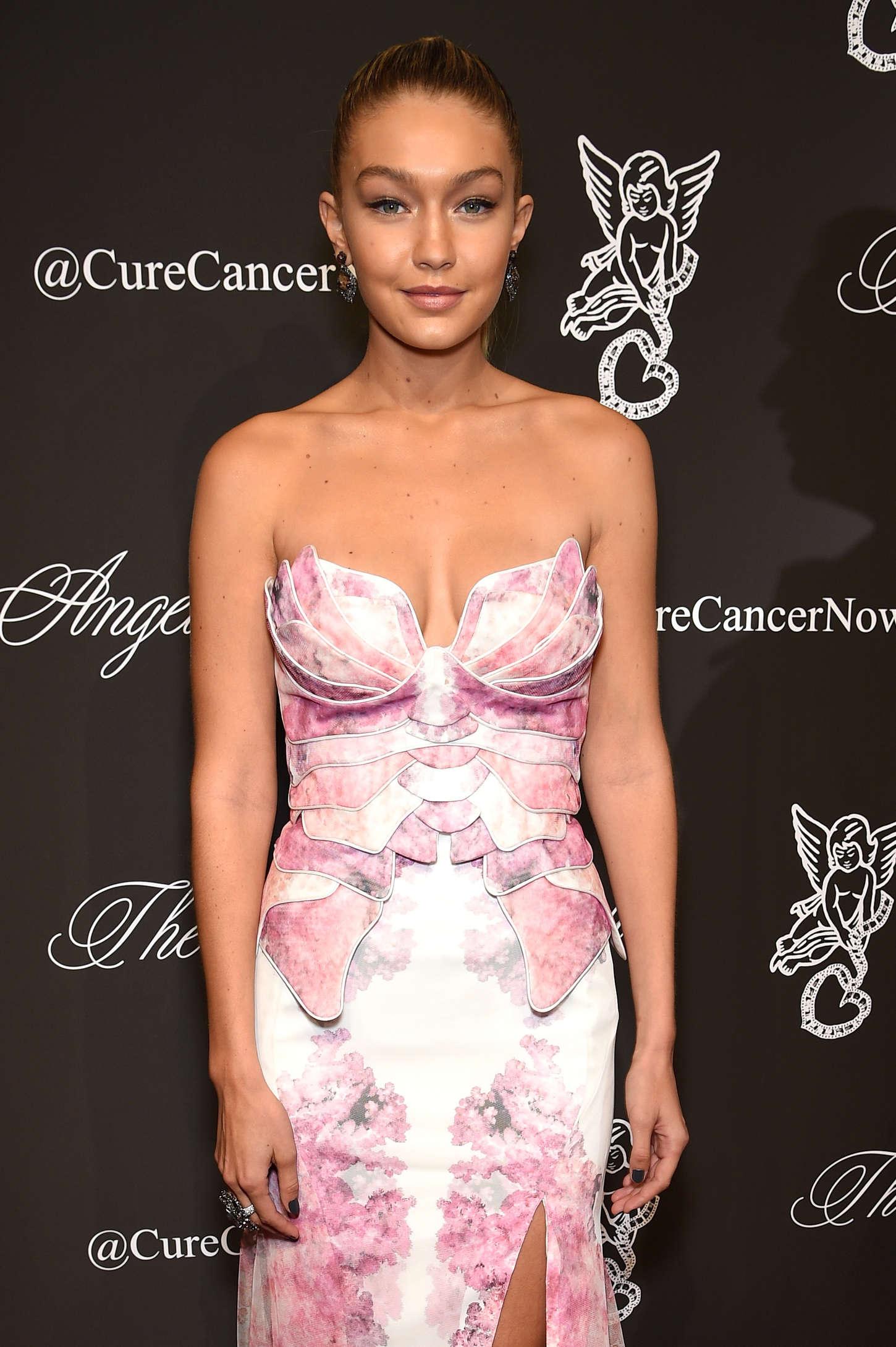 Gigi Hadid - Gabrielle's Angel Foundation Angel Ball 2014 in NYC