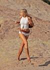 Gigi Hadid - Photoshoot at Vasquez Rocks Park in Los Angeles-12