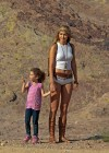 Gigi Hadid - Photoshoot at Vasquez Rocks Park in Los Angeles-29
