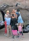Gigi Hadid - Photoshoot at Vasquez Rocks Park in Los Angeles-30