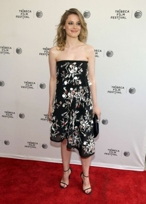 Gillian Jacobs and Leighton Meester: Tribeca Film Fest 2014 -05