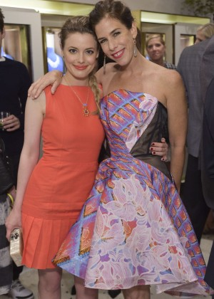 Gillian Jacobs: 2014 Irene Neuwirth Flagship Grand Opening in West Hollywood