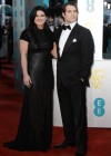Gina Carano - 2013 BAFTA Awards -02