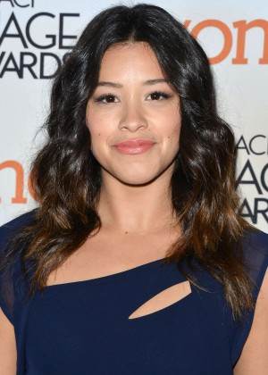 Gina Rodriguez - 46th NAACP Image Awards Nomination Annoucement in Beverly Hills