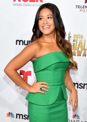 Gina Rodriguez - 2014 NCLR ALMA Awards in Pasadena