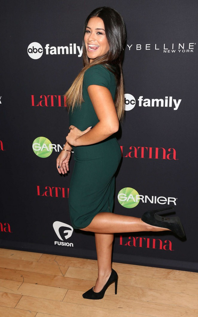 Gina Rodriguez - Latina Magazine's '30 Under 30' Party in West Hollywood