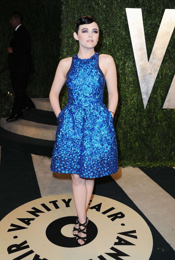 Ginnifer Goodwin – Oscar 2013 – Vanity Fair Party -04