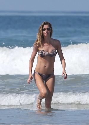 Gisele Bundchen Bikini Photos: 2014 in Costa Rica -03