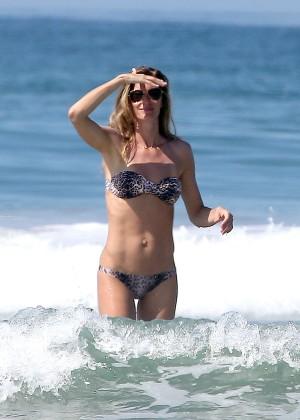 Gisele Bundchen Bikini Photos: 2014 in Costa Rica -12