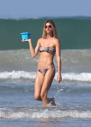 Gisele Bundchen Bikini Photos: 2014 in Costa Rica -14