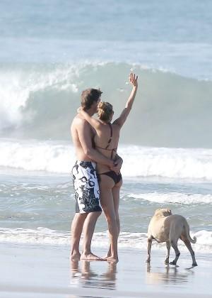 Gisele Bundchen Bikini Photos: 2014 in Costa Rica -15