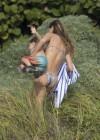 Gisele Bundchen Bikini 2013 in Miami -10