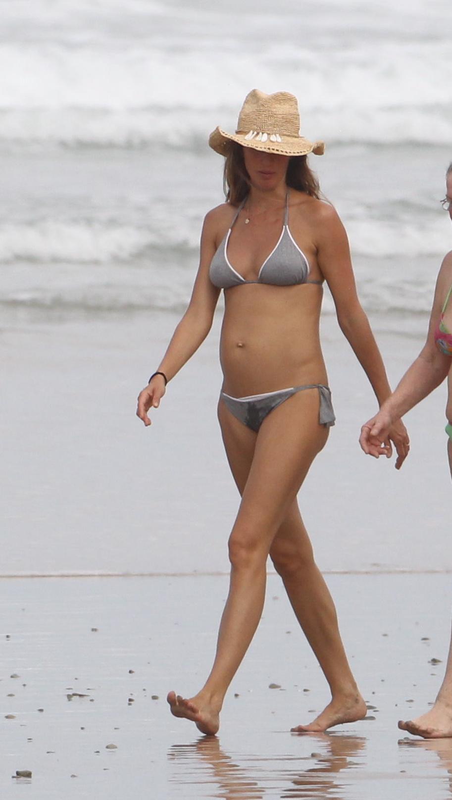 Gisele Bundchen in a Bikini