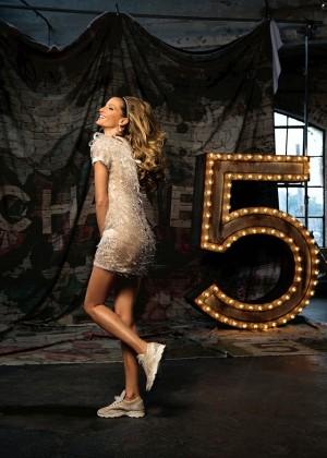 Gisele Bundchen - Chanel N°5 Campaign 2014
