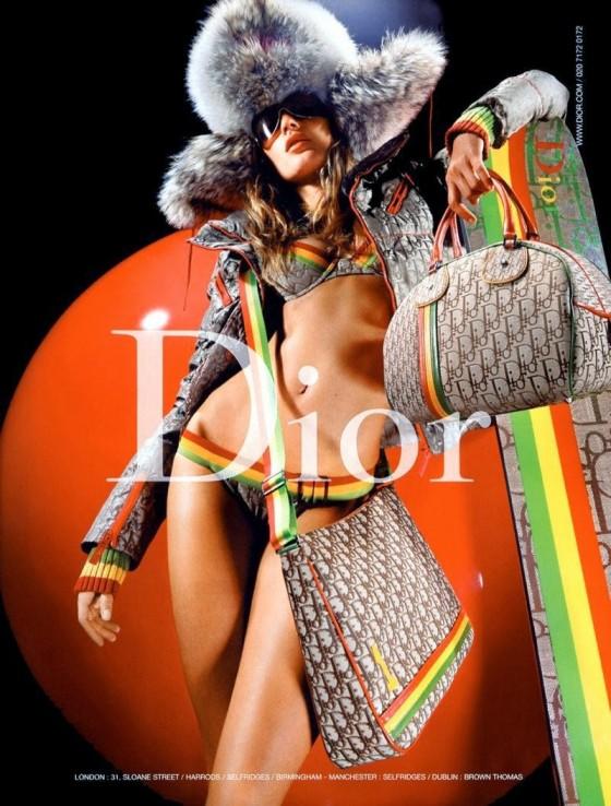 Gisele Bundchen: Dior Campaign 2014 -03