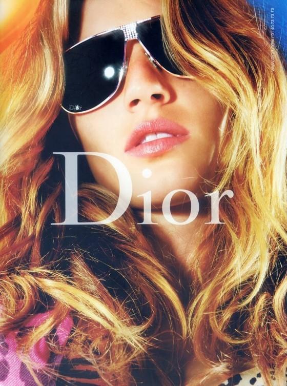 Gisele Bundchen: Dior Campaign 2014 -04