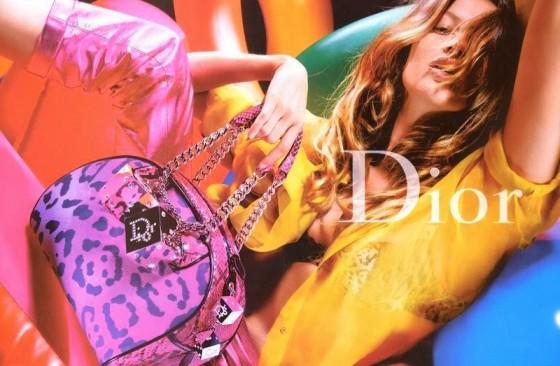 Gisele Bundchen: Dior Campaign 2014 -06
