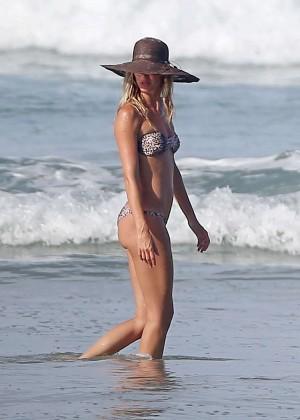 Gisele Bundchen Bikini Photos: in Costa Rica -16
