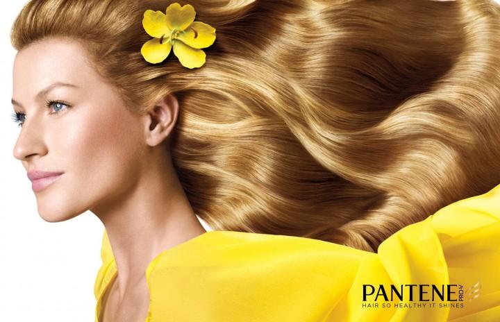Gisele Bundchen: Pantene Campaign Photoshoot 2014 -01