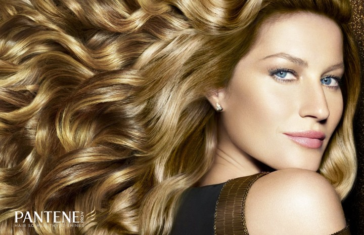 Gisele Bundchen: Pantene Campaign Photoshoot 2014 -02