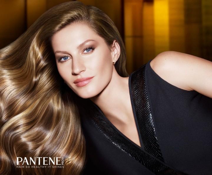 Gisele Bundchen: Pantene Campaign Photoshoot 2014 -04