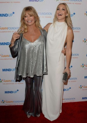 "Goldie Hawn and Kate Hudson - Goldie Hawn's Inaugural ""Love In For Kids"" Charity Event"