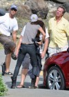 Grace Park - filming Hawaii Five-0 in Oahu-01