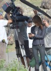 Grace Park - filming Hawaii Five-0 in Oahu-13