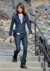 Grace Park - filming Hawaii Five-0 in Oahu-17