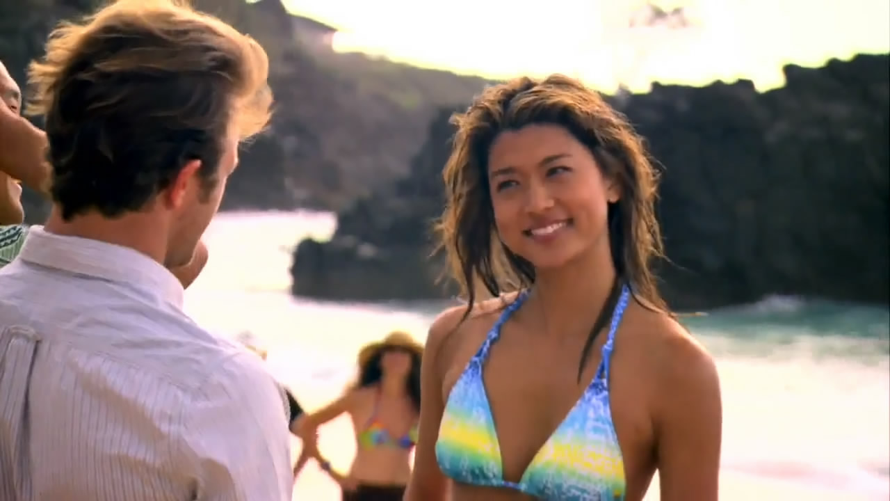 Back to post Grace Park in a bikini – Hawaii Five-0 x10 caps