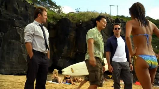 Hawaii Five-0 Grace Park