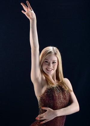 Gracie Gold Photos: Olympic 2014 Media Summit PhotoShoot -03
